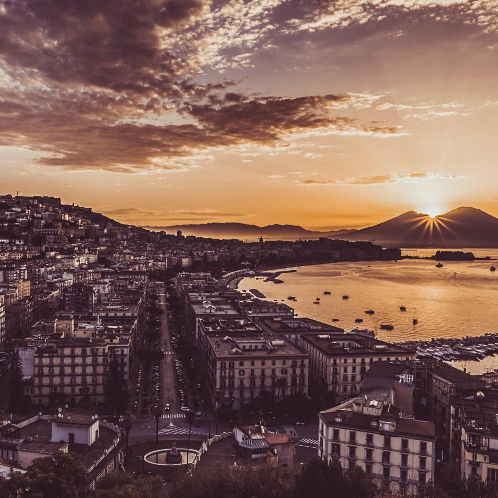 Porto di Napoli (Campania) | Traghetti GNV